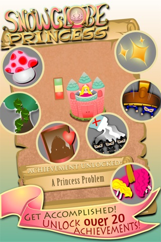 SnowGlobe Princess ~ Tap to Save the Princess! screenshot 3