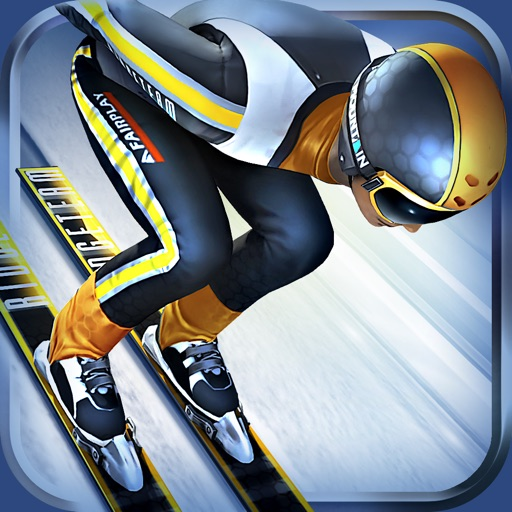 高台滑雪:Ski Jumping Pro