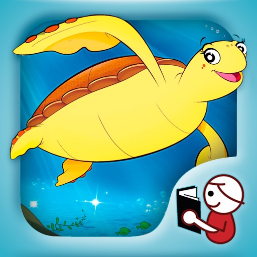 iStoryTime Kids Book- Eartha the Sea Turtle