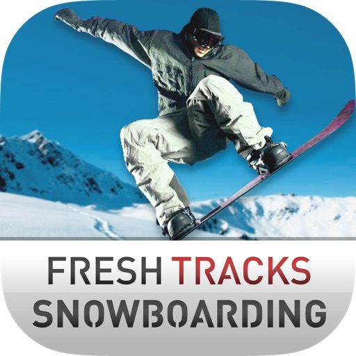 极限滑雪:Fresh Tracks Snowboarding