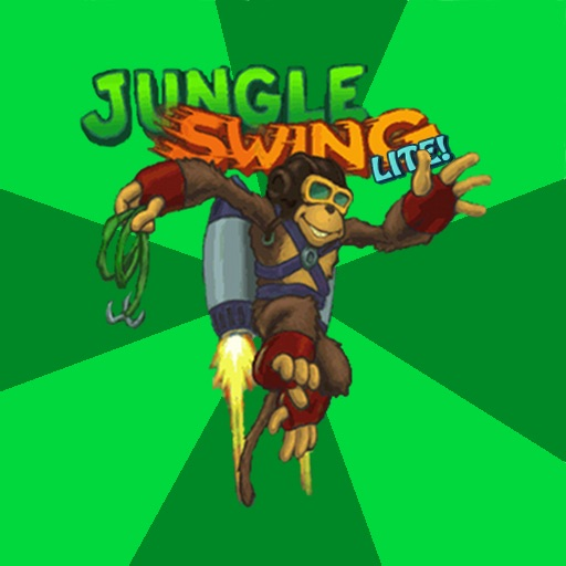 Jungle Swing Lite iOS App