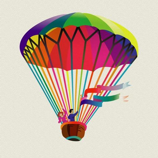 Игрушечный парашют » Сделай сам своими руками 88
