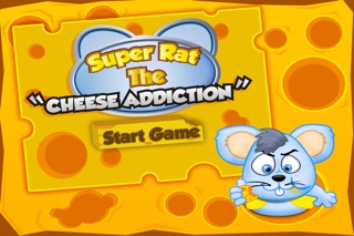 Super Rat Lite - The Cheese Addiction Screenshot on iOS