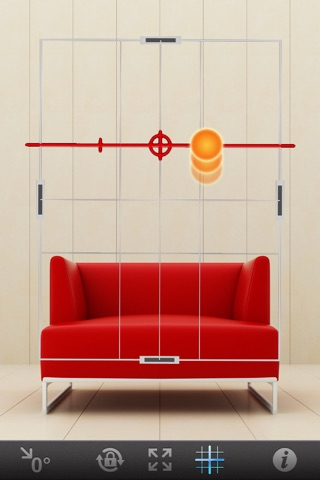 Hang Time - Virtual Laser Level screenshot 2