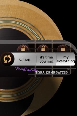 Song Idea Generator screenshot 4