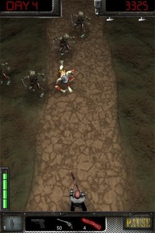 Zombie Invasion screenshot three