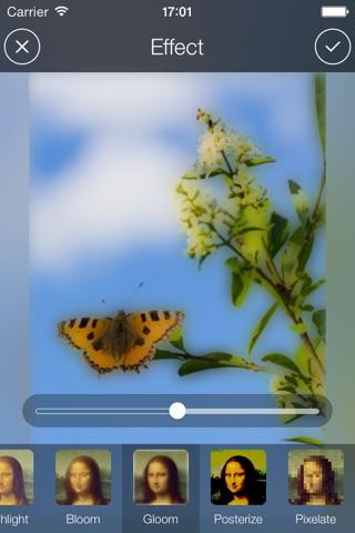 Picoli - easy photo and image editor screenshot 2