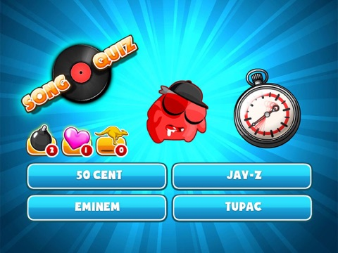 Screenshots of Song Quiz, Guess Radio Music Game for iPad