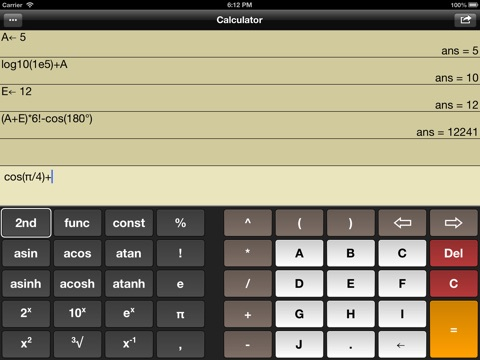 Evaluate Scientific Calculator App Insight Amp Download