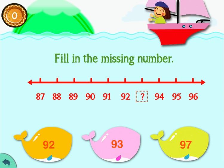 Math-Grade 2 (Math Worksheets Game For Kids) by ShiXian Li
