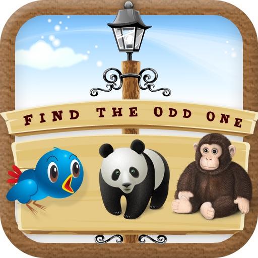 Find The Odd One iOS App