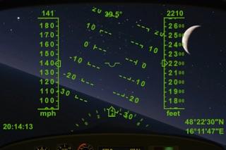 V-Cockpit GPS screenshot1