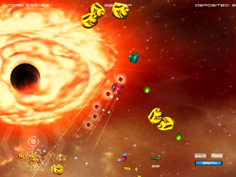 Ace of Space HD screenshot 2