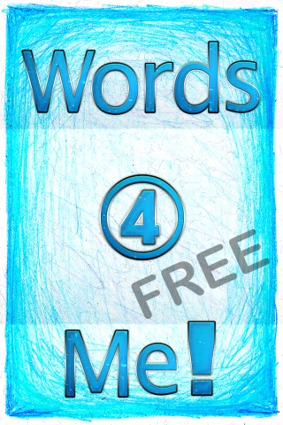Words 4 Me FREE screenshot 1