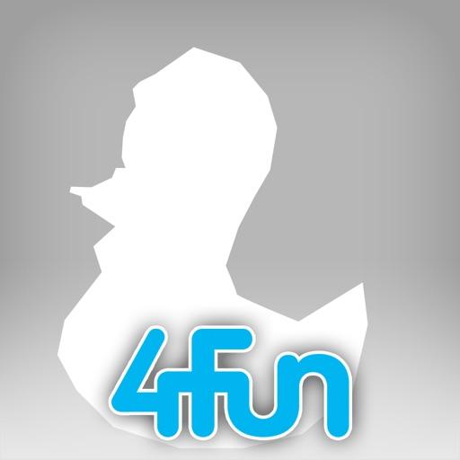 Duck Fishing iOS App