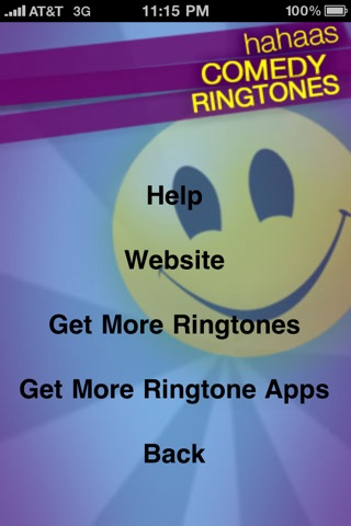 FREE Ringtones 1 screenshot 3