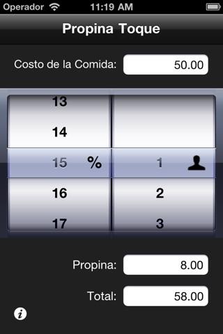Tiptap screenshot 1