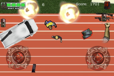 The Zombie Games screenshot 4