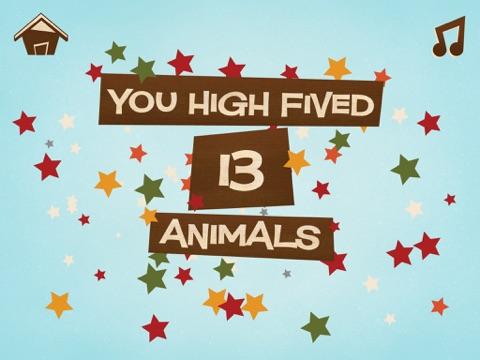 Animal High Five - Screenshot 5