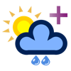 Weather 5 days + (the weather app for your status bar with temperature, hourly weather forecast and local weather reports)
