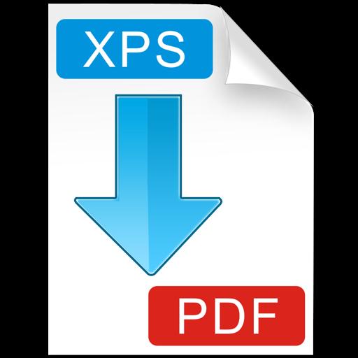 XPS to PDF