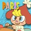 Stompy Paris-Stompy! Let's have fun in Paris!