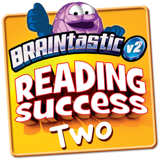 BRAINtastic Reading Success Two