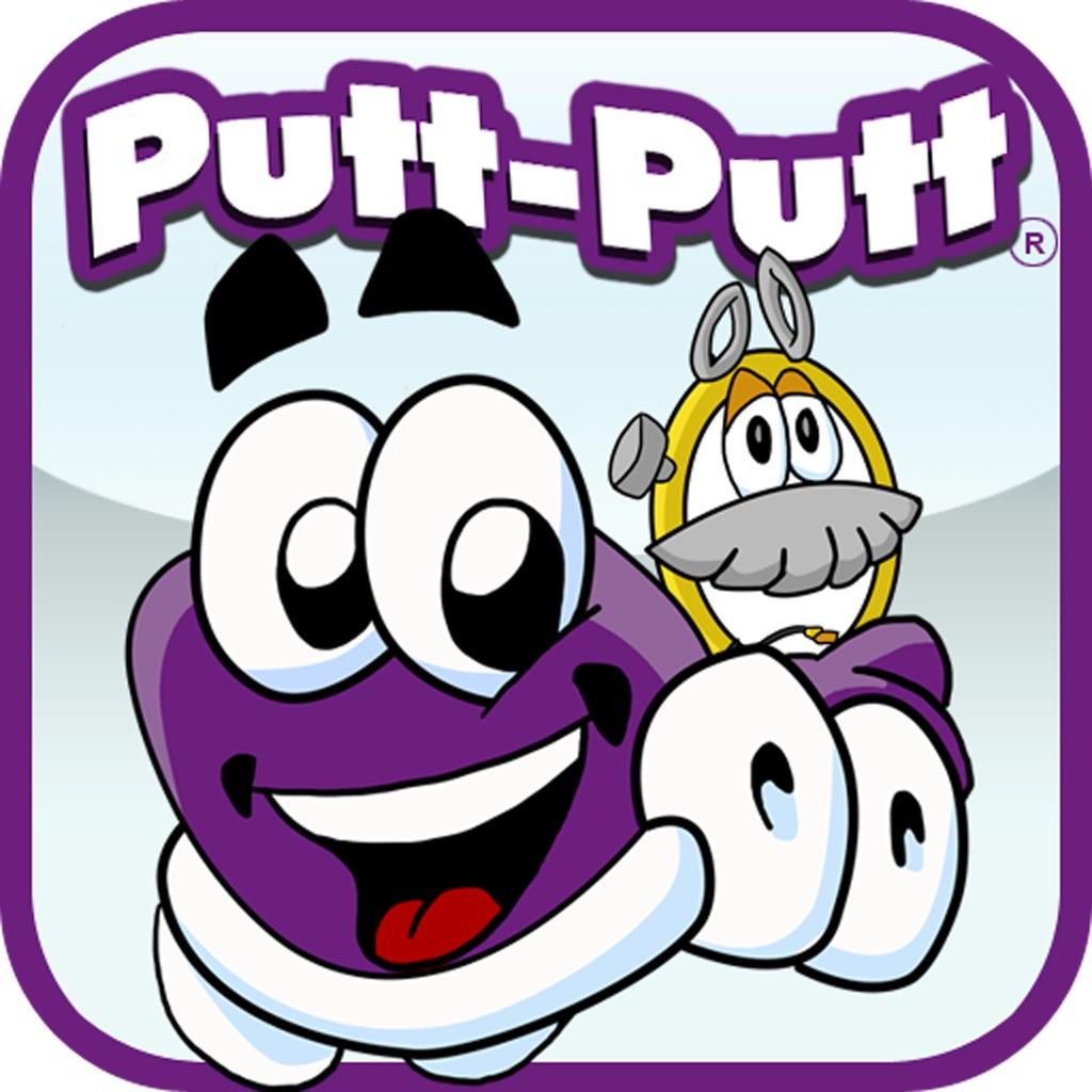 Putt Putt Car : Putt travels through time lite on the app store