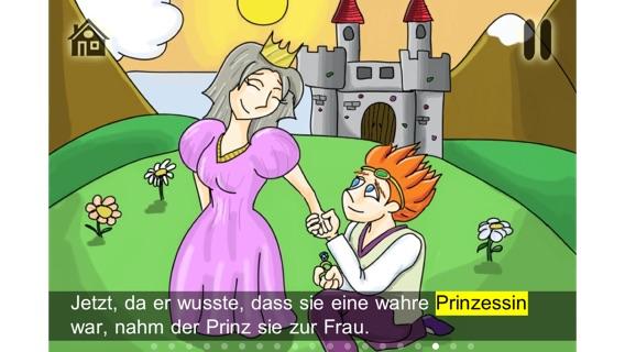 Prinzessin auf der erbse comic  Die Prinzessin auf der Erbse – Kartenspiel – Puzzle - Buch (Lite ...