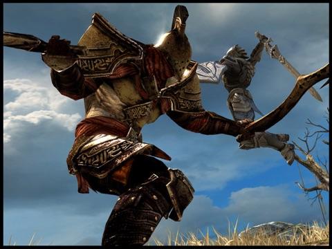 Infinity Blade Скриншоты11