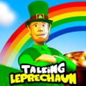 Talking Leprechaun for St.Patrick's Day icon
