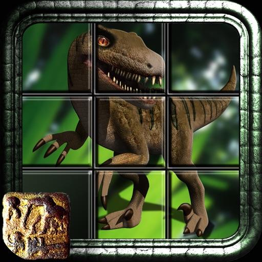 Dinosaur Slider iOS App