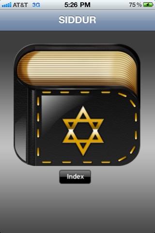 Pocket iSiddur Jewish Siddur screenshot 2