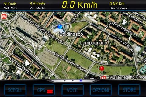 Autovelox d'Italia 2012 screenshot 3