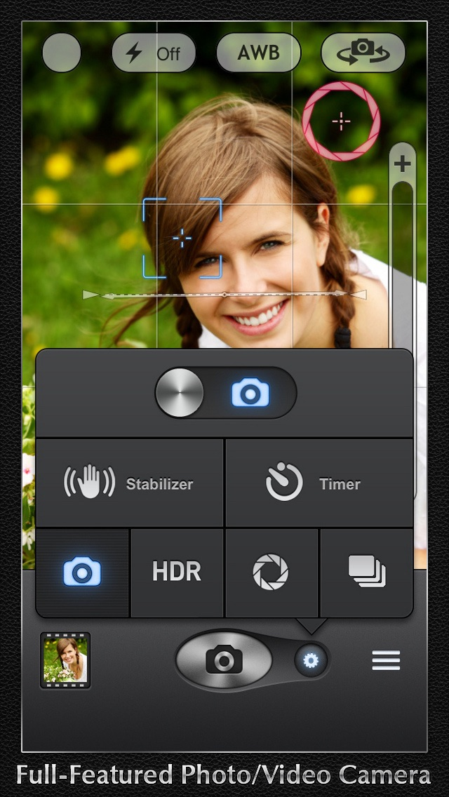 вопрос том, не редактируются фото на телефоне после добавления