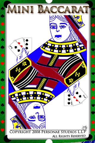Mini Baccarat screenshot 2