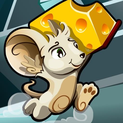 Go Cheese - Critter Maze Race iOS App
