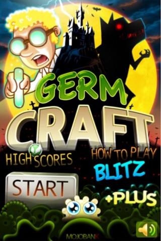 GermCraft Deluxe Screenshot