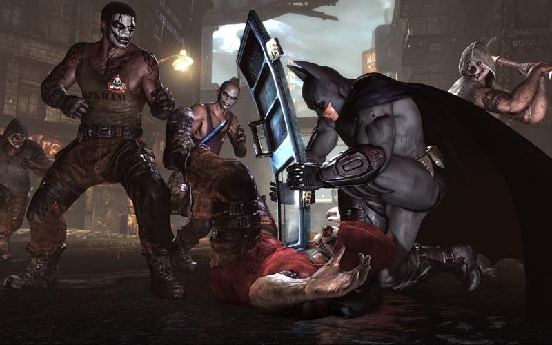 Screenshot #5 for Batman: Arkham City GOTY