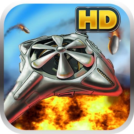 孤胆战机 HD:Missile Rain HD