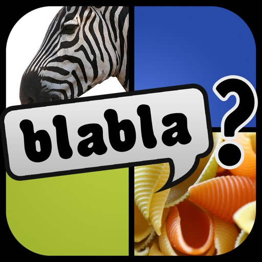 Blabla Guess the Picture iOS App