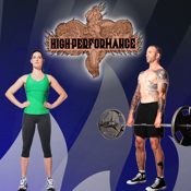 High Performance NYC Workout icon
