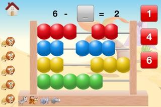 First Math Abacus - Preschool & First Grade Practice-0