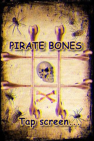 Pirate Bones 3-D screenshot 1
