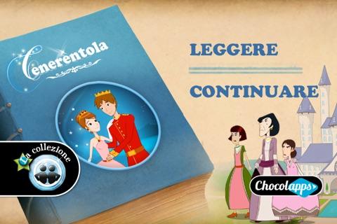 Cinderella by Chocolapps screenshot 1