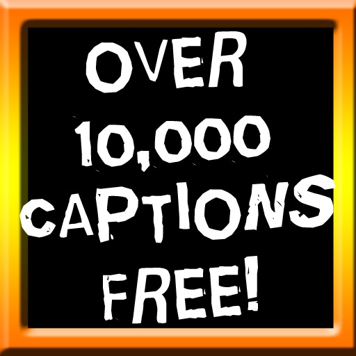 iCaption (Funny Pics - FAIL, Signs, plus more!) iOS App