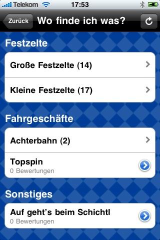 Wies'nApp screenshot 1