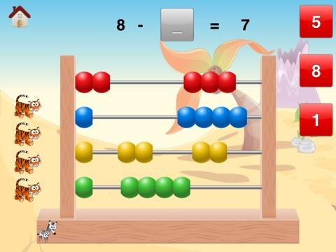 First Math Abacus - Preschool & First Grade Practice-ipad-1