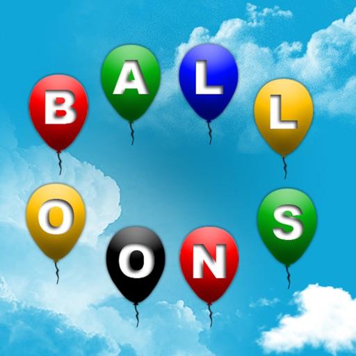 Flying Balloons ! iOS App