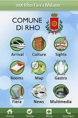 Rho Fiera Milano - Travel Guide screenshot 1